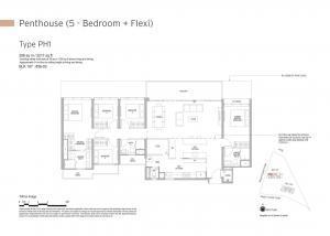 normanton-park-floor-plan-5-bedroom-type-ph1-condo